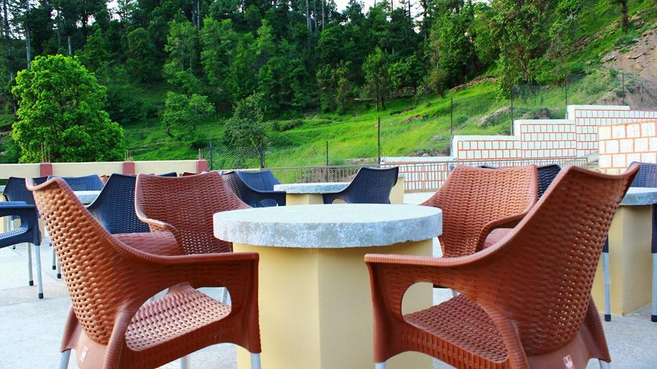 Crown Palace Hotel Malam Jabba-view