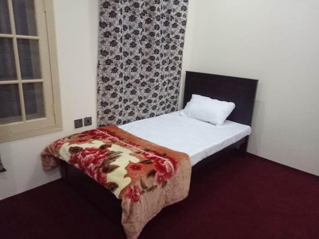 Hunza Regency Hotel-single-room