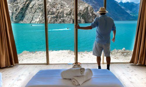 Luxus-Hunza-Resort