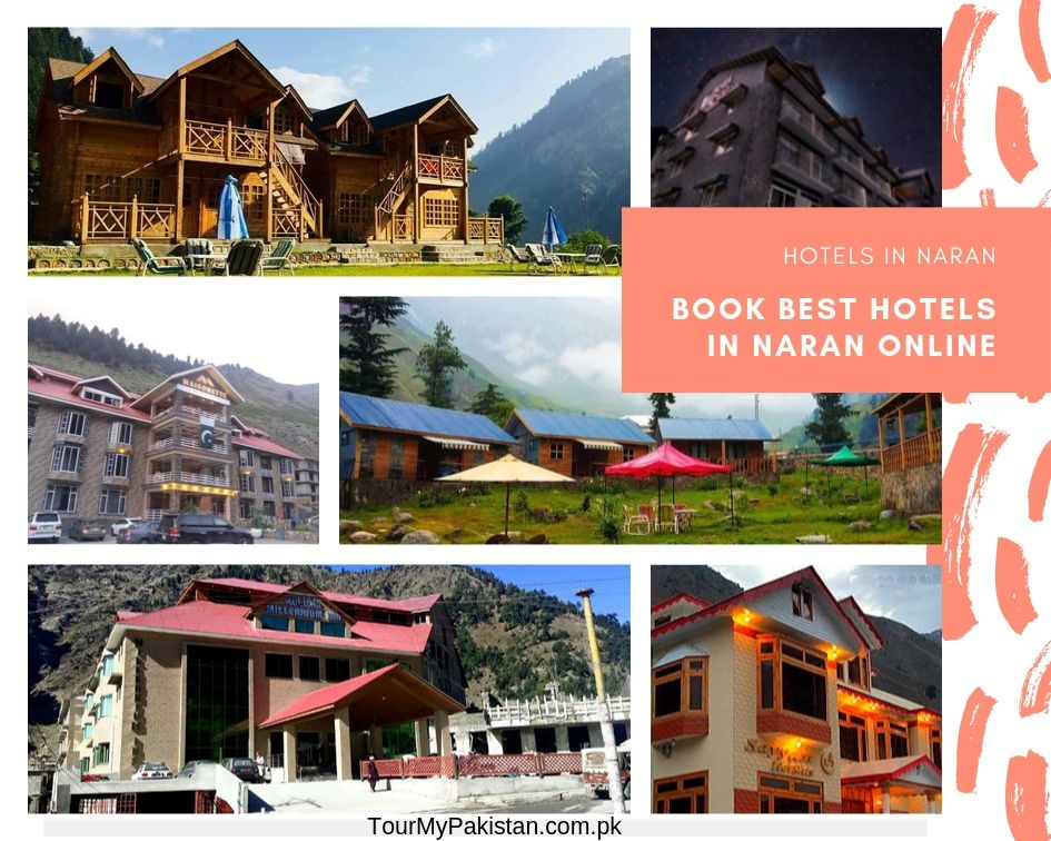Hotels in Naran-Naran Kaghan Hotels