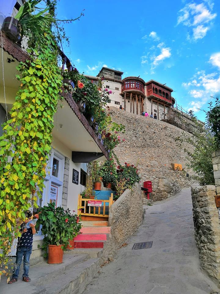 Baltit Fort Hunza Valley
