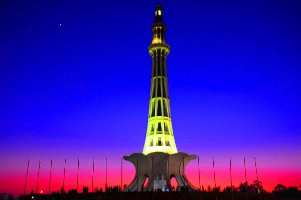 Lahore-Minar-e-Pakistan