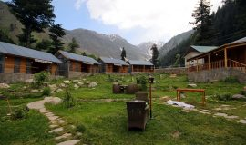 Grey Walls Mountain Huts and Cottages Naran