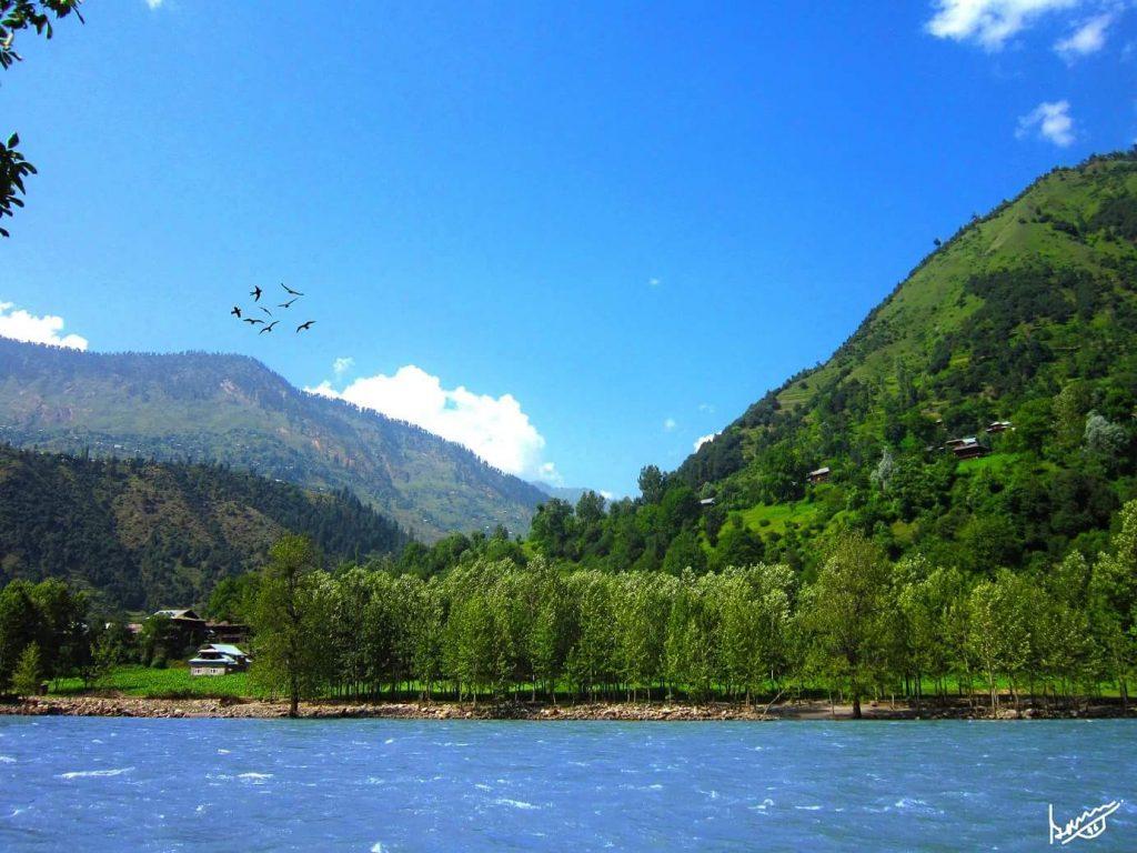 Keran-Neelum-valley