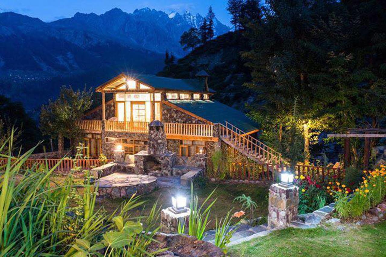 Book Walnut Heights Hotel Kalam | Pakistan Tours
