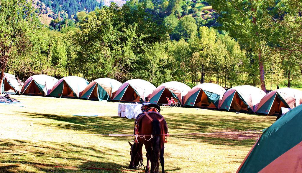 Keran-Resort-Keran-Neelum-valley-camping