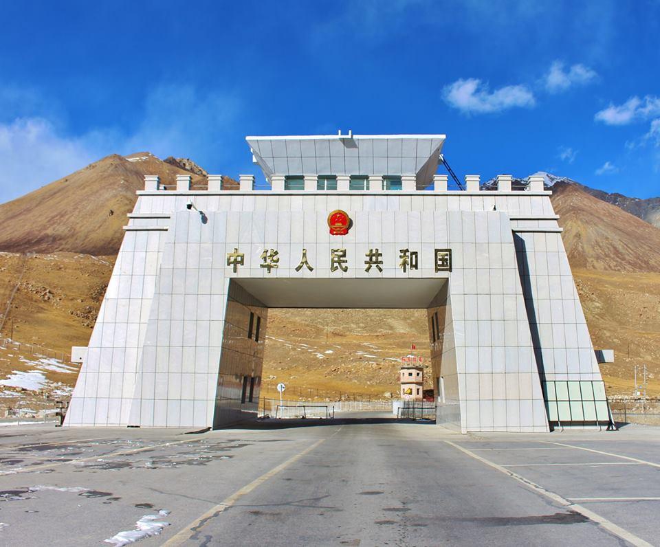 Pak-China-Border