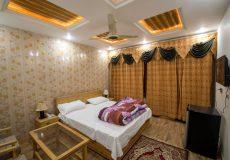 Himalaya-Hotel-Skardu-Master-Bed-Room