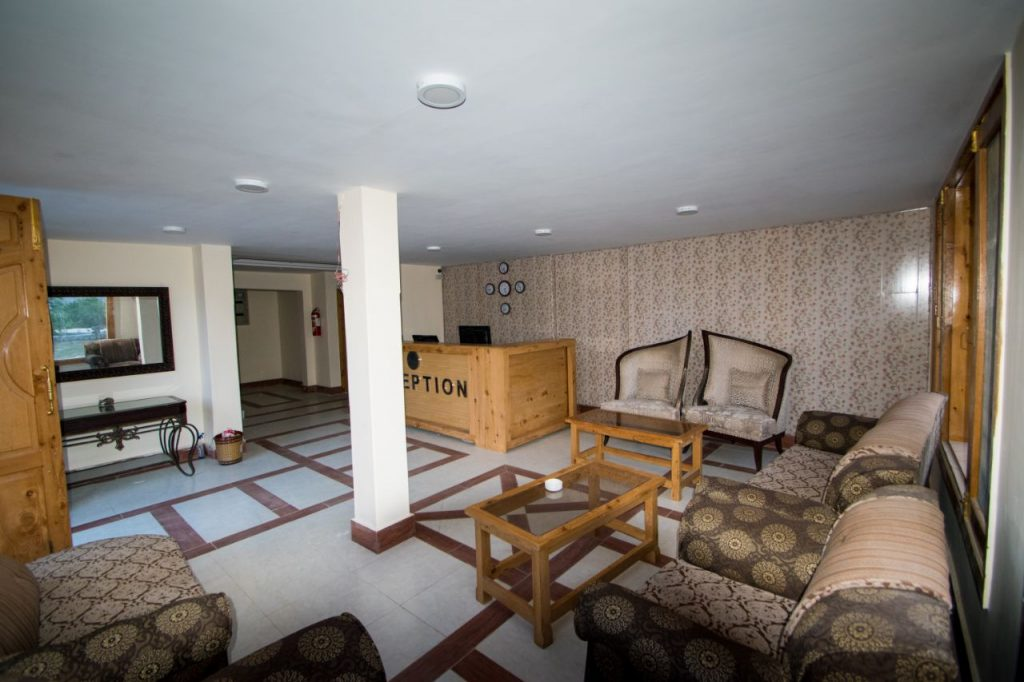 Himalaya-Hotel-Skardu-Recieption
