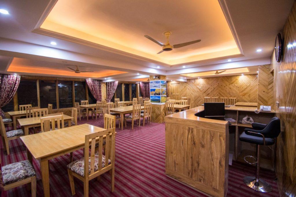 Himalaya-Hotel-Skardu-Restaurent