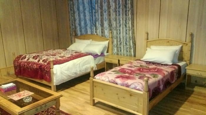 Hargisa-Hut-Skardu-TWin-bed