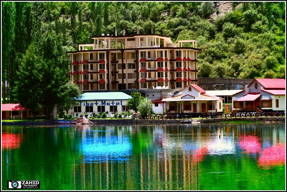 Tibet-Motel-Shangrila-Skardu-Exterior