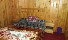 Kashmir Lodges Dosutt Sharda Neelum Valley-room