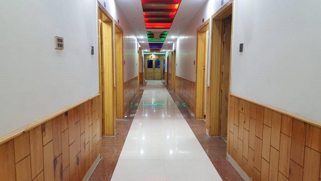 Shangrila Sharda Resort Kel Seri Neelum Valley-Lobby