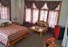 Baltistan-Continental-Hotel-Skardu-Master-Bed
