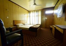 Baltistan Mountain Chalet Skardu-Twin-bed-room