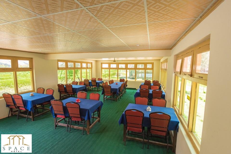 Space Hotel & Eden Huts Shigar Skardu