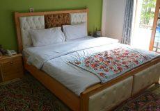 Shangrila Sharda Resort Kel Seri Neelum Valley-Room-master-bed