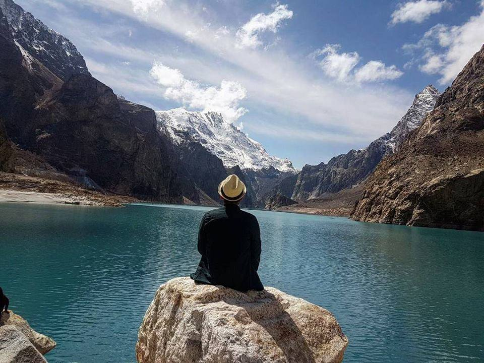 Attaabad Lake Hunza