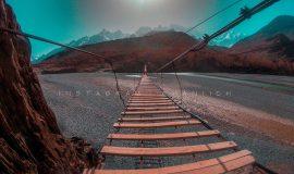 Hussaini Suspension Bridge