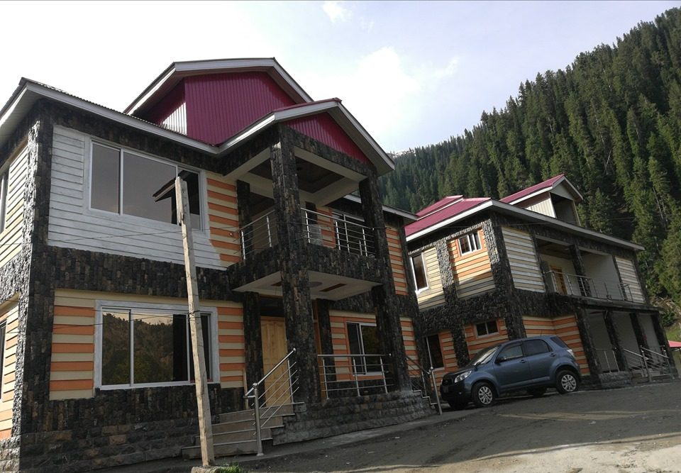 Arcadian Huts Naran-room pictures