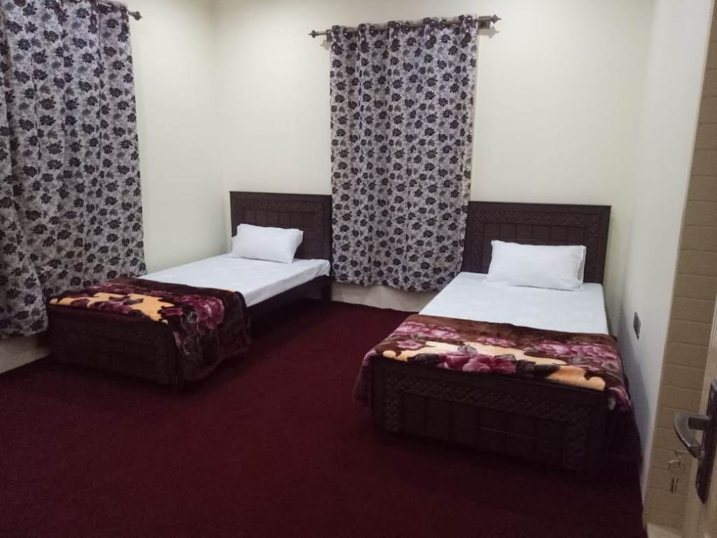 Hunza Regency Hotel-room