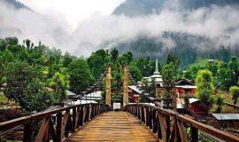 Sharda-Neelum-Valley