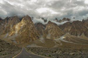 Passu Cones Hunza Valley