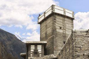 Altit fort Hunza