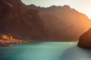 Attaabad Lake Hunza