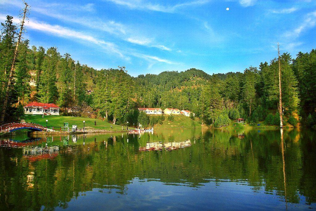 Banjosa-lake-Azad-kashmir