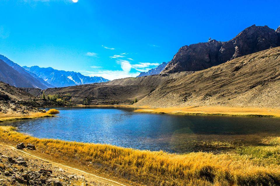 Borith Lake Hunza