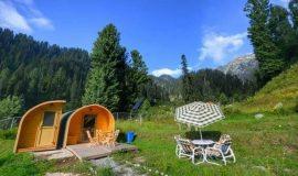 Gabin Jabba Camping Pods