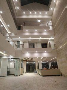 Mount Feast Hotel Naran lobby