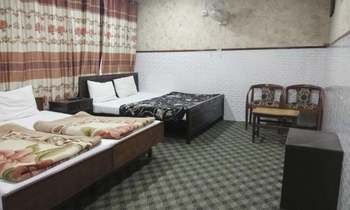 Murree-International-hotel -four-bed