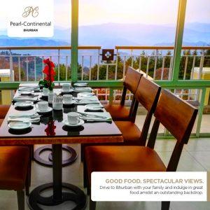 Pearl-Continental-Hotel-Bhurban-breakfast