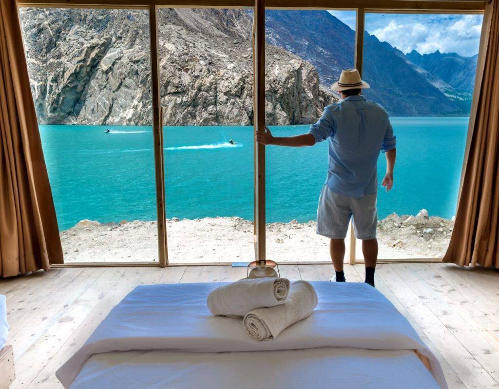Luxus-Hunza-Resort