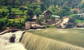 Kutton Waterfall