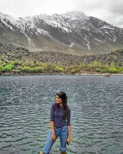 Upper Kachura lake Skardu