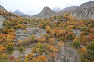Autumn Tour Gilgit Baltistan