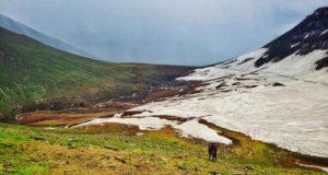 Baboon Top Neelum valley