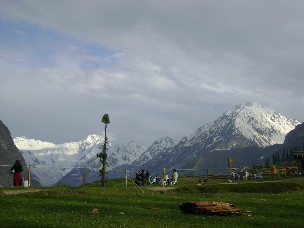 Lalazar Meadows Kaghan