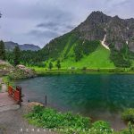 Rainbow Lake Domail Minimarg Astore Valley