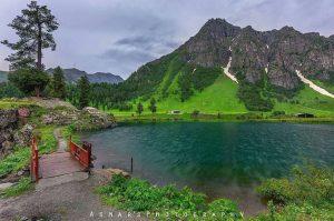Rainbow Lake Domail Minimarg Astore Valley