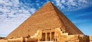 The Great Pyramid of Giza Egypt