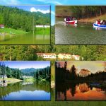 Beauty of Banjosa Lake Rawalakot Azad Kashmir