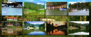 Beauty of Banjosa Lake Rawalakot Azad Kashmir