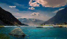 Blind Lake Skardu