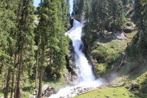 Kumrat Waterfall