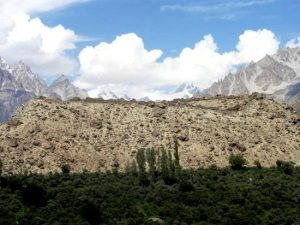 Ondra Fort Gulmit Hunza Valley